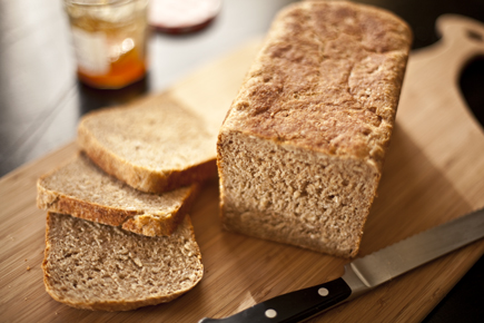 Pullman Loaf Perfectly Shaped Sandwich Bread Artisan