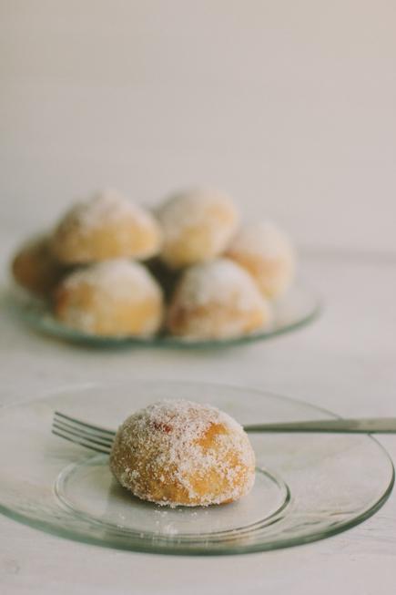 Sugar Coated Brioche Rolls | Bread in 5