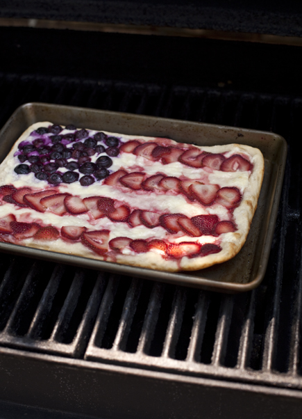 4th of July Pizza 07