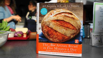 The New Artisan Bread in Five