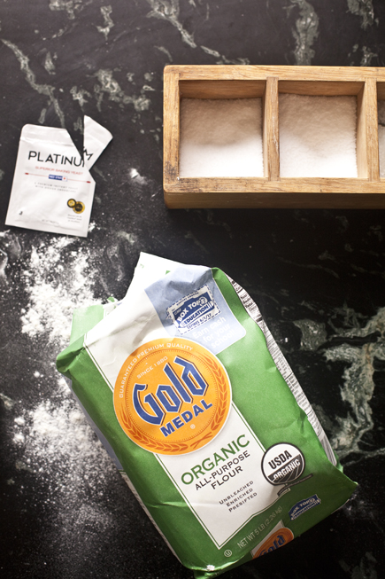 Gold Medal Flour | Platinum Yeast | Breadin5