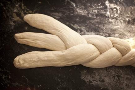 braided peasant | Breadin5 06