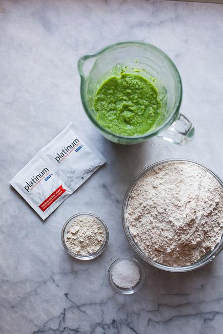 Broccoli Cheddar Clover Buns   Breadin5 (4 of 5)