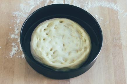 focaccia   bread in 5