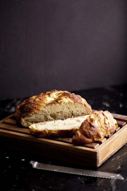 Apple Challah | Breadin5 15