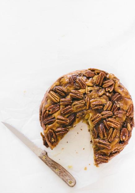 Caramel Apple Rolls | Bread in 5