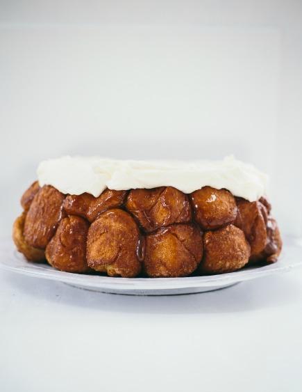 pumpkin spice monkey bread | bread in 5