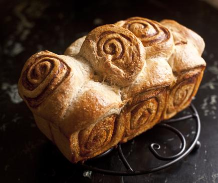 Pumpkin Swirl Bread | Bread in 5