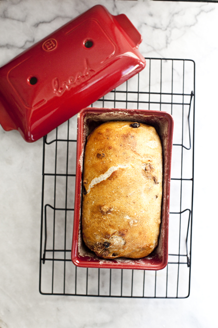 Raisin Walnut Bread | Breadin5 14
